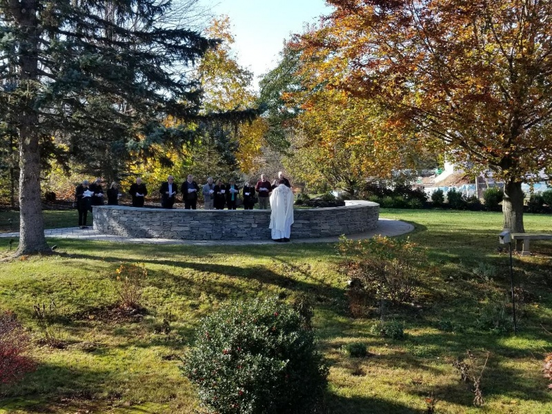 2019-11-03-CLC-Columbarium-All-Saints-service-b