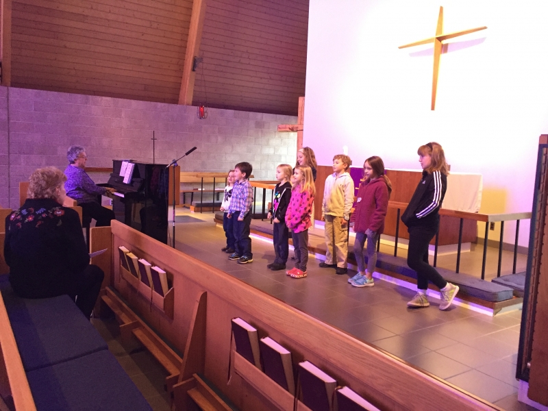 2016-02-28 CLC Sunday School class singing IMG_1475