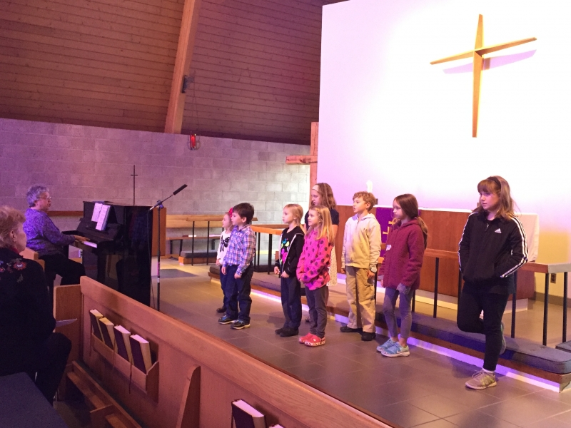 2016-02-28 CLC Sunday School class singing IMG_1476