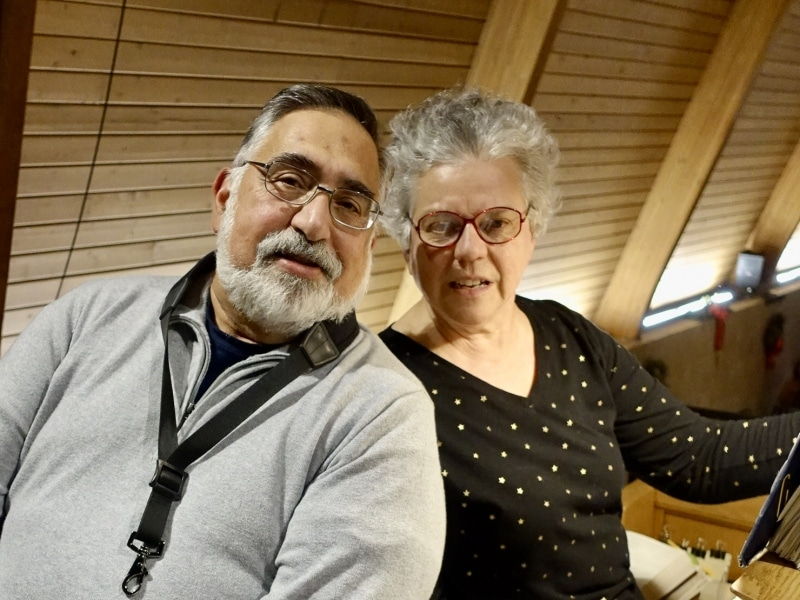 Frank Vasi & Martha Medford