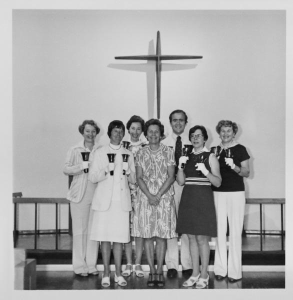 Circa 1965 Bell Choir