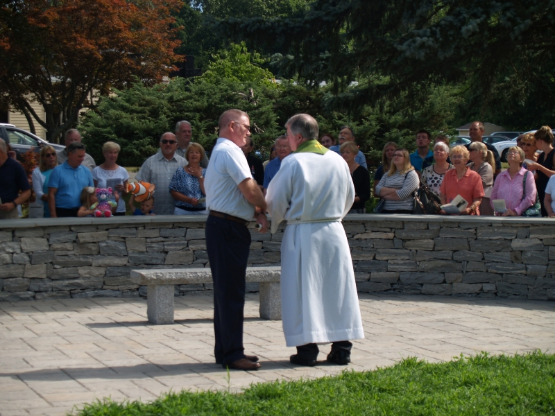2016-07-24 CLC Columbarium Blessing Dedication P7241878