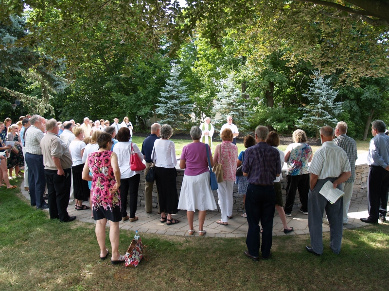 2016-07-24 CLC Columbarium Blessing Dedication P7241882