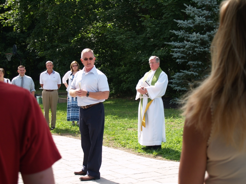 2016-07-24 CLC Columbarium Blessing Dedication P7241884