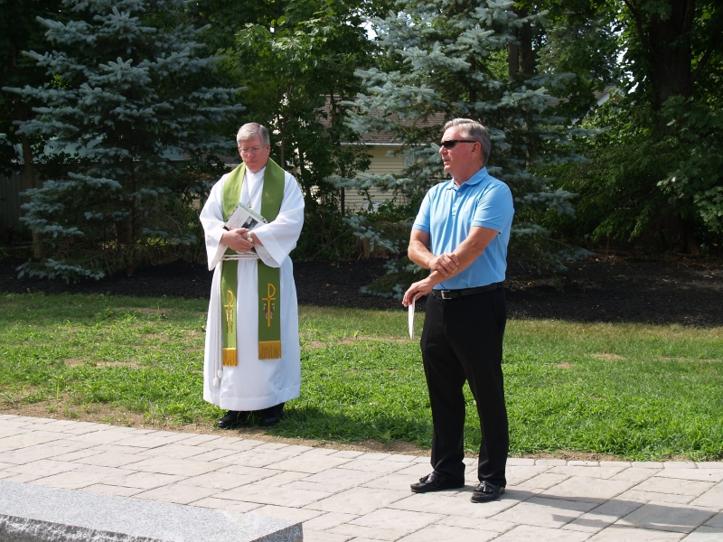 2016-07-24 CLC Columbarium Blessing Dedication P7241890