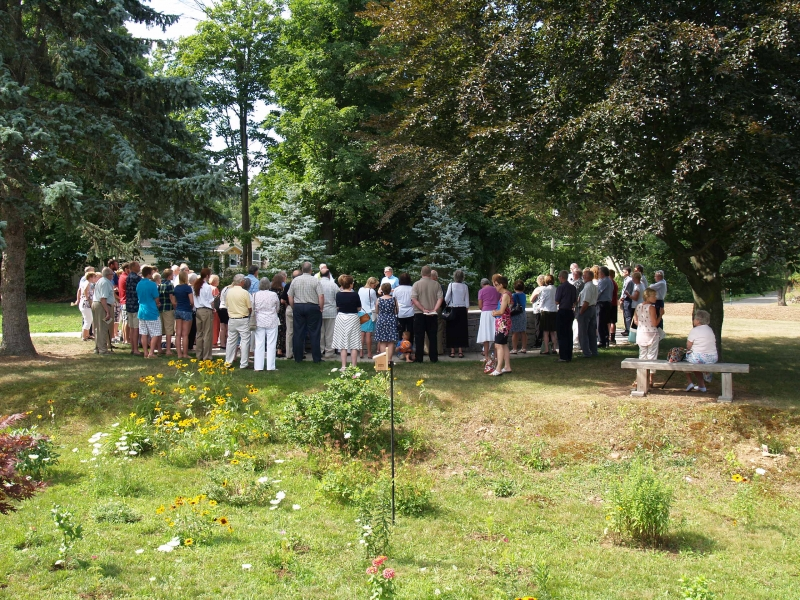 2016-07-24 CLC Columbarium Blessing Dedication P7241893