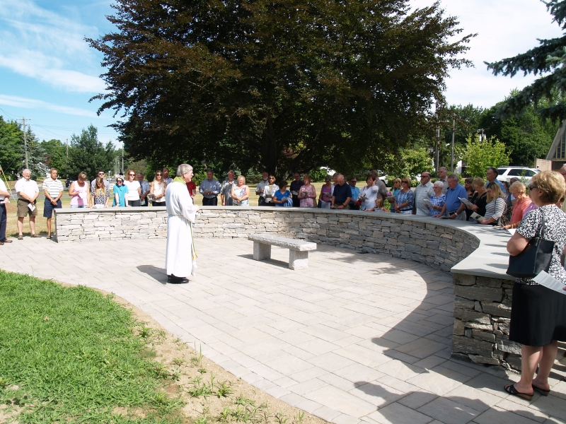 2016-07-24 CLC Columbarium Blessing Dedication P7241897