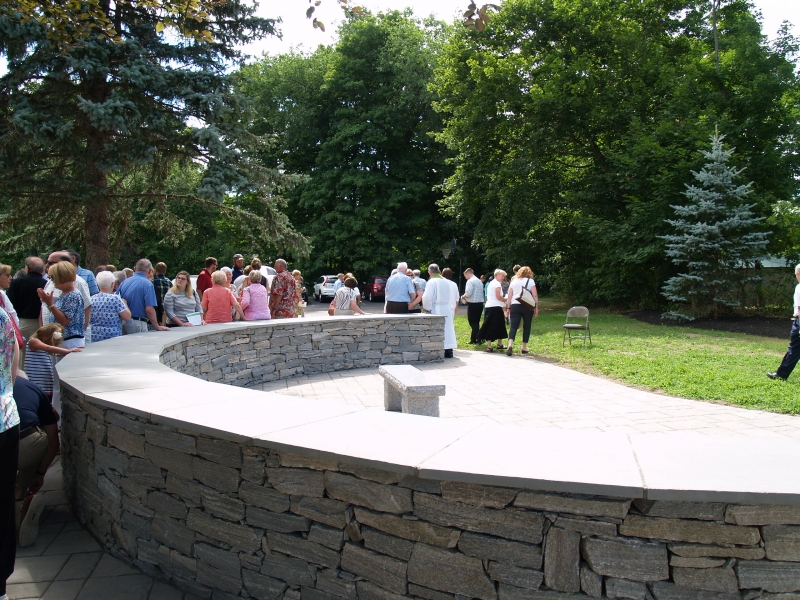2016-07-24 CLC Columbarium Blessing Dedication P7241900