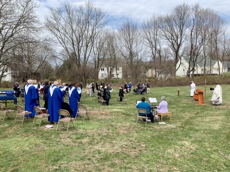 Easter-Service-Outside-15