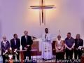 Church Council Installation 2020