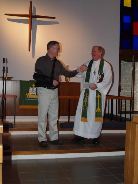 2015-06-28 CLC Pastor Gustafson 20th Anniv_P6280754