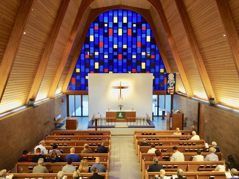 2019-02-24 CLC Pastor R 1 Year Anniversary DSC04263