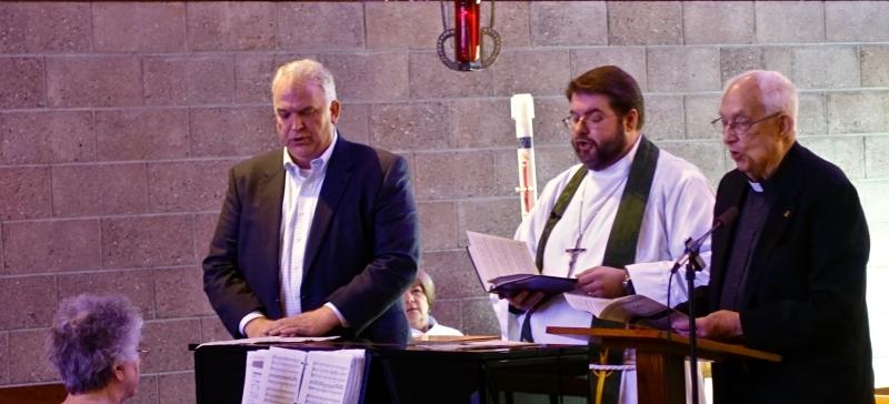 2018-09-02 Pastor N Pastor R Randy Raddatz and Martha Medford DSC02464