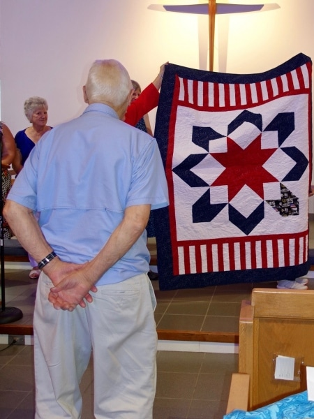 2019-07-28-CLC-Quilts-of-Valor-Honor-Our-Veterans-Bob-Davis-DSC04848