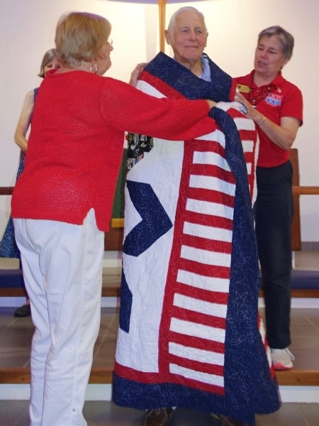 2019-07-28-CLC-Quilts-of-Valor-Honor-Our-Veterans-Bob-Davis-DSC04849b