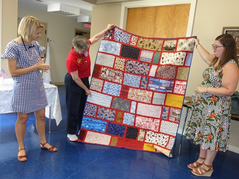 2019-07-28-CLC-Quilts-of-Valor-Honor-Our-Veterans-Erica-Bencivenga-DSC04931