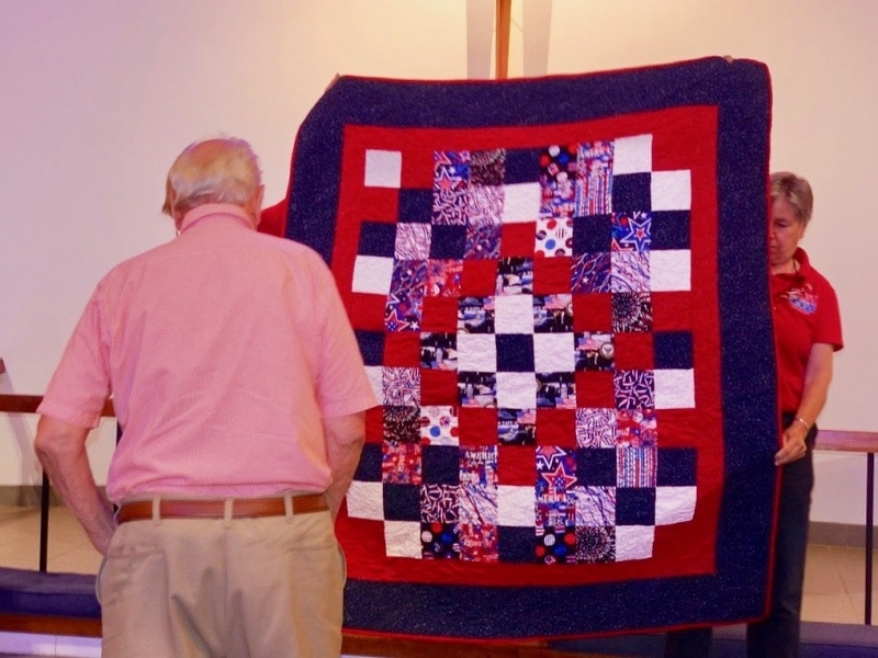 2019-07-28-CLC-Quilts-of-Valor-Honor-Our-Veterans-Joe-Stark-DSC04874