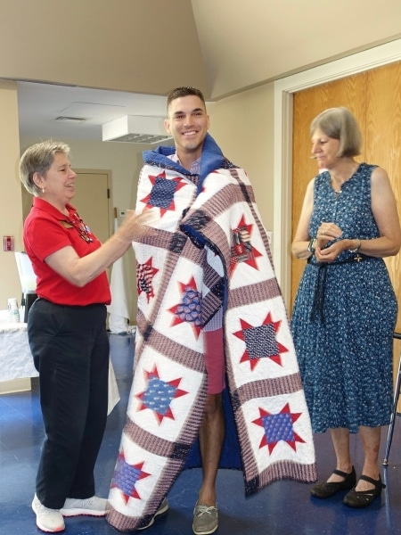 2019-07-28-CLC-Quilts-of-Valor-Honor-Our-Veterans-Mario-Bencivenga-DSC04928