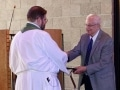 2018-07-08 NED recogition of Pastor Nuechterlein for 64 yrs of ministry DSC02399b