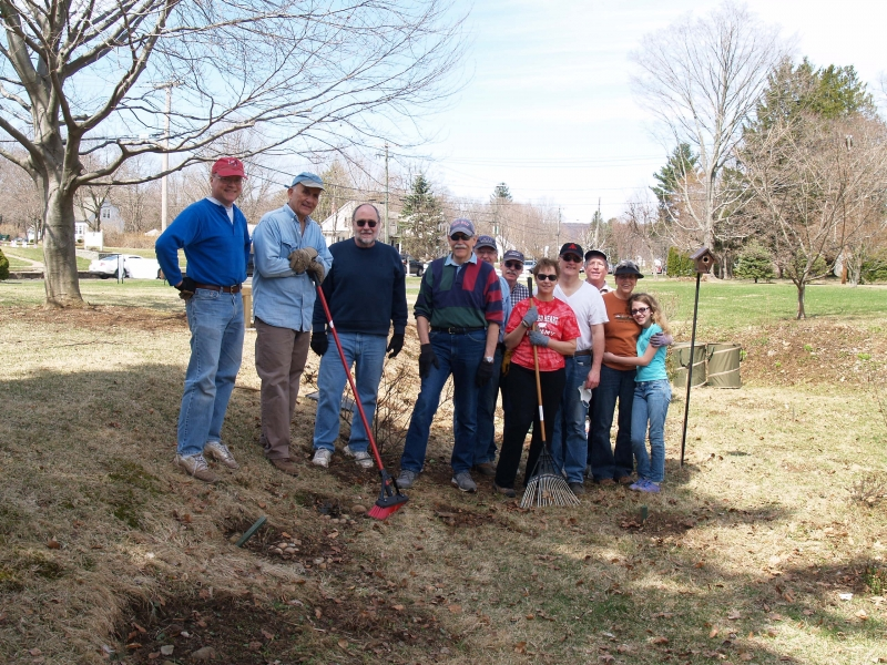 014-04-12 CLC Spring Cleanup P4127981