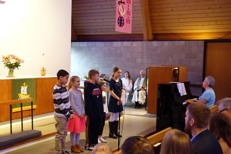 2018-01-28 CLC Sunday School singing DSC01192