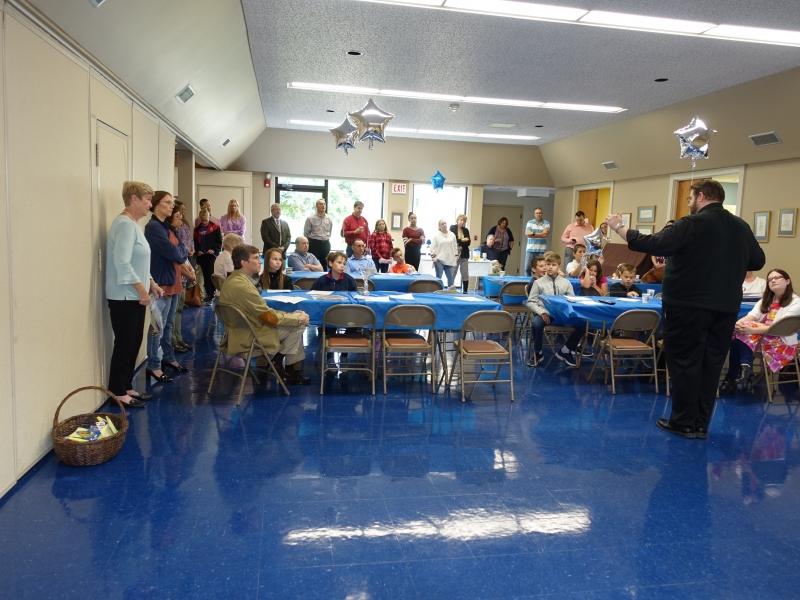 2018-09-09 CLC Sunday School day DSC02485