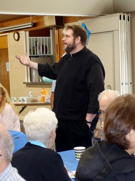 Rev. Dr. David Rowold