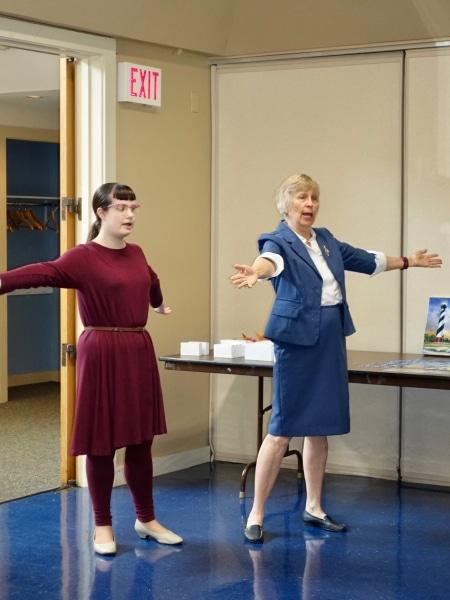Sara Rowold & Karen Smith