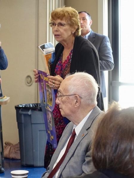 Rev. Louis Nuechterlein & Carlene Myers