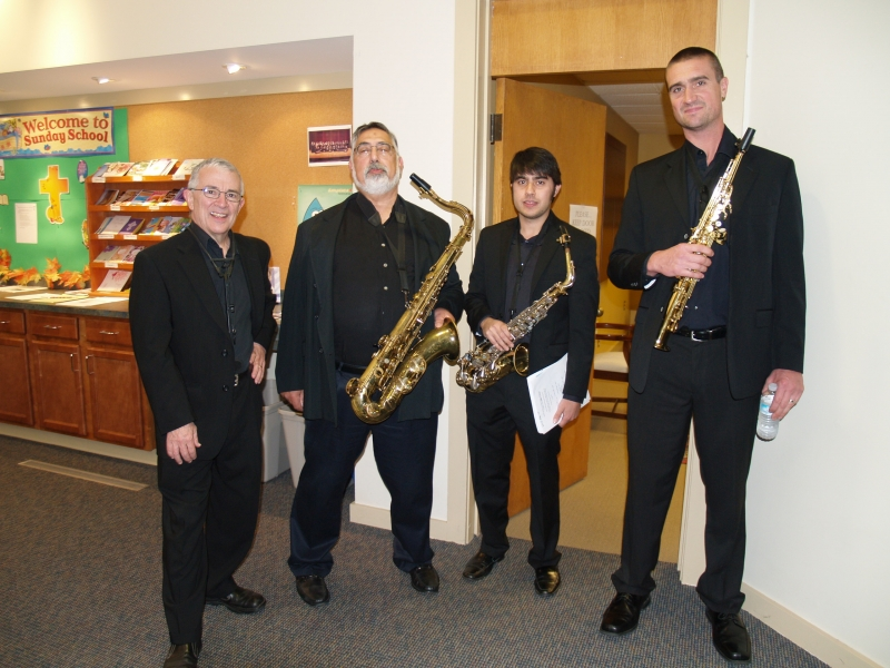 2016-10-02 CLC Thimble Islands Saxophone Quartet Concert PA022062